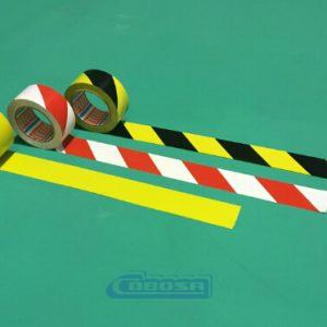 cinta adhesiva para señalización