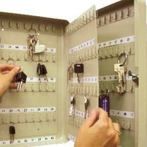 Cajas fuertes de seguridad para llaves